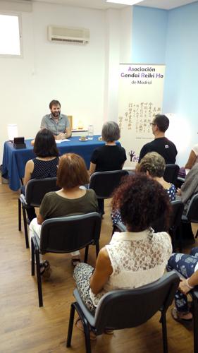 Asociacion Gendai Reiki Ho Madrid